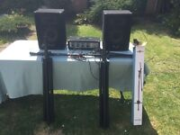 PA system as new