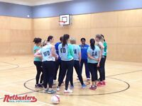 Back to Netball Clinics in Brixton