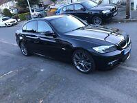 BMW 3 series msport plus leather seats 1.8 (excellent condition)