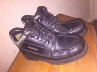 Rockport boots mens size 10