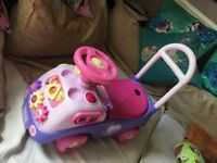 Disney Princess Ride On Toy Car Walker NW6/ Gunnesbury