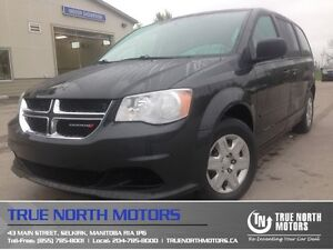2012 Dodge Grand Caravan SE/SXT DVD Stow N Go Seats