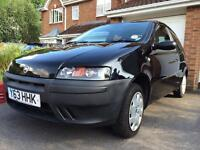 Fiat Punto 1.2 petrol mot till May 2017. Clean, tidy nice to drive