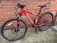 Cannondale Trail SL3 29er Mountain Bike - Excellent Condition - Size Medium