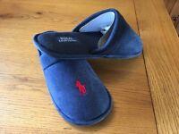 Brand New Ralph Lauren Men's Slippers