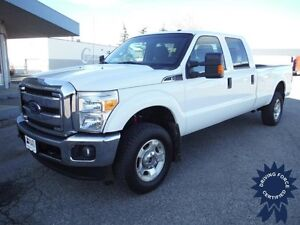 2015 Ford F350 XLT SuperCrew - 4WD - 8ft Long Box - Tow Package
