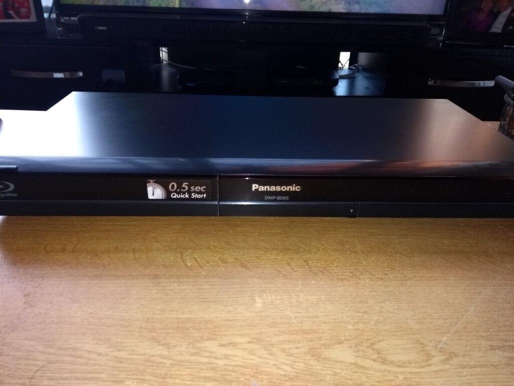 Panasonic Blu-Ray Player DMP BD-65