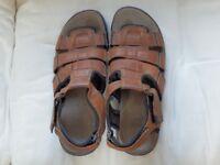 Clark's sandals £15