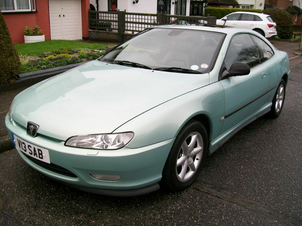 peugeot 406 v6 3 0 pininfarina coupe manual full service history in chigwell essex gumtree. Black Bedroom Furniture Sets. Home Design Ideas