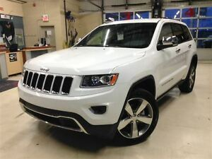 2015 Jeep Grand Cherokee LIMITED.4X4.V6.NAV.CUIR.CAMÉRA.20 POUCE