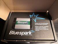 Bluespark Pro Petrol Chip Tuning Module Skoda Fabia MK3 1.2 TSI 110PS VAG 1.2