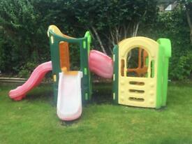 Little Tikes Climbing Frame 8 in 1