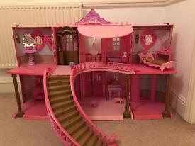 Disney princess playhouse
