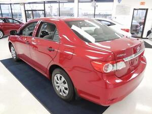 2013 Toyota Corolla CE Base 41$/semaine West Island Greater Montréal image 4