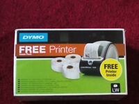 DYMO LabelWriter 450 Label Writer + 3x Labels