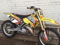 2008 Suzuki to 250
