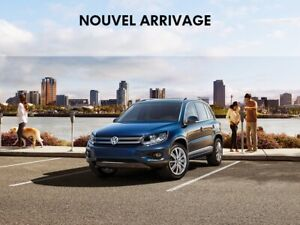 2015 Volkswagen Tiguan Special edition panoramic sunroof
