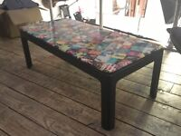 Record Coffee Table