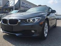 2012 BMW 320i 320I/NAVIGATION/CERTIFIED