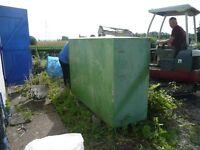 metal oil tank free to good home