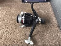 Max Performance Feeder Fishing 40 Rear Drag Fishing Reel Spinning Carp Sea