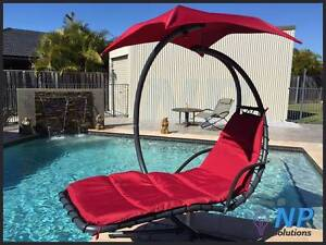 OUTDOOR INDOOR SUN LOUNGE BED POOL GARDEN DECK PATIO LOUNGE SWING Morayfield Caboolture Area Preview