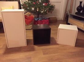 IKEA Valje new (assembled once) crates (6 available)