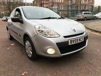 RENAULT CLIO 2009,33000 GUARANTY MILES ,ONE YEAR MOT