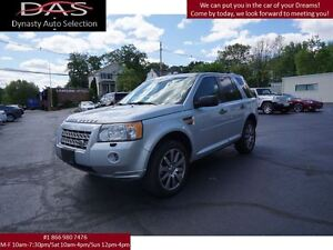 2008 Land Rover LR2 HSE AWD PANORAMIC SUNROOF/LEATHER
