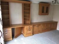 Solid Oak Furniture - Hand Crafted
