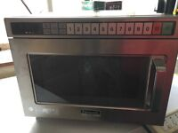 Several items of commercial catering equipment