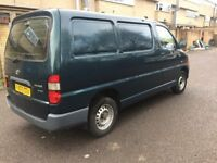 TOYOTA HIACE 2.5D-4D 280 GS ONE OWNER ,149500 MILES