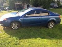 2005 Saturn Ion as is