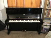 Yamaha upright piano, Model U1, recently serviced