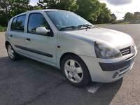 2002 Renault Clio 1.4 Automatic