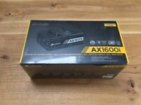 Corsair AX1600i Digital ATX Power Supply 1600 Watt Modular PSU