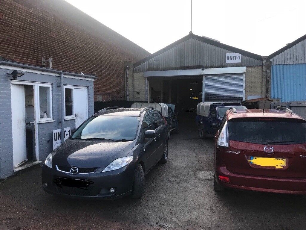Workshop Garage Business for sale in Birmingham | in Barking, London