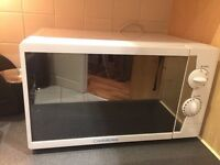 Microwave - Cookworks. For Parts / Repair only