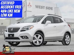 2015 Buick Encore Leather–Accident Free –AWD–Turbo 1.4L–$82/Week