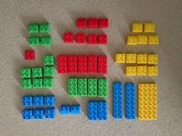 Mega Bloks - not Lego Duplo