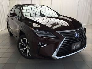 2016 Lexus RX 450H AWD Executive Package