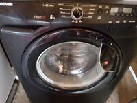 Big Black Hoover HD washing machine in immaculate condition