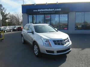 CADILLAC SRX LUXE 2010