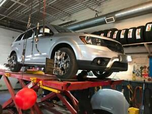 **CAR-VAN-SUV-TRUCK** WHEELS ALIGNMENT SERVICE + AUTO REPAIR + WALK IN OR CALL FOR APPOINTMENT