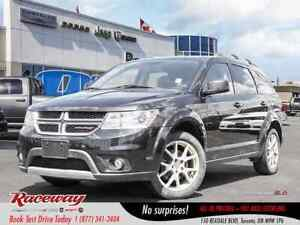 2013 Dodge Journey Crew - 8.4 Media Screen, Htd Front Seats, Htd