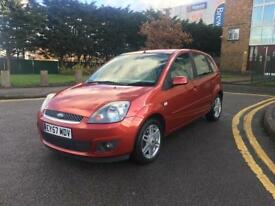 Amazing 2007 AUTOMATIC FIESTA available now