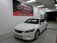 2010 Honda Accord EX-L V-6 Coupe AT COUPE, SUNROOF, LEATHER, PRE