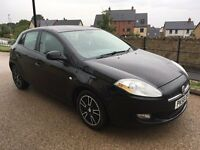 Fiat Bravo Active 1.4 2008 Low Warranted Mileage Very Long MOT Great Reliable car PX Welcome