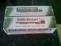 2x Eddie Stobart Model Trucks For Sale