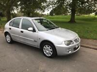2004/54 ROVER 25 1.4 HATCHBACK FULL MOT